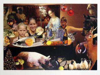 Kerst/nieuwjaarskaart 2005