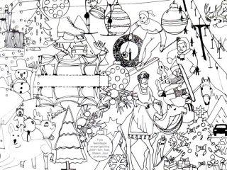 Kerst/nieuwjaarskaart 2006