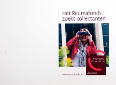 Reumafonds collecteweek