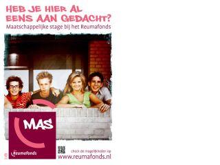 Reumafonds maatschappelijke stage