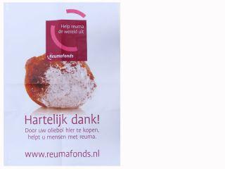 Reumafonds oliebollen