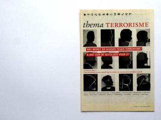 Thema: Terrorisme